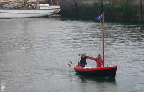 Various ships 2 bateaux divers 2 brest 2008 sophie s for Petit bateau brest siam